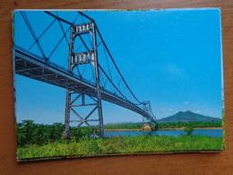 El Salvador / Puente El Litoral Sobre Et Rio Tempa --> Unwritten - El Salvador