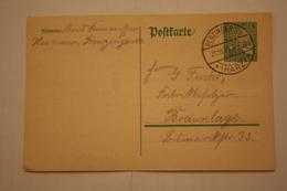 P 204 I  Gelaufen -  Siehe Beschreibung ( 308 ) - Interi Postali