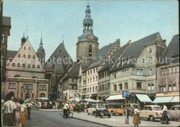 72126011 Eisleben Marktplatz Lutherstadt Eisleben - Eisleben