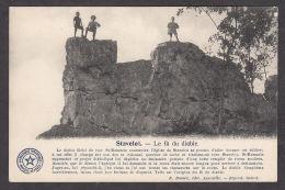 85760/ STAVELOT, Rocher Le Fâ Du Diable - Stavelot