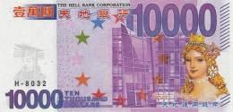 AC - B3281  - Fac Similé Billet De Banque ( Publicité Our Divers-détails = 2scans) - Reclame