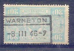 A453 -België  Spoorweg Chemin De Fer  Stempel WANLIN - 1923-1941