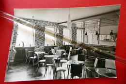 Klink - Waren Müritz - Milchbar FDGB-Urlaubersiedlung Völkerfreundschaft - DDR 1962 Echtfoto Mecklenburgische Seenplatte - Waren (Mueritz)
