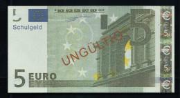 """5 Euro """"Austria - Schulgeld"""", Billet Scolaire, Educativ, EURO Size, RRRRR, UNC Extrem Scarce!!! - EURO"""