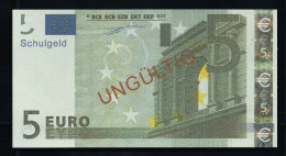 "5 Euro ""Austria - Schulgeld"", Billet Scolaire, Educativ, EURO Size, RRRRR, UNC Extrem Scarce!!! - Ohne Zuordnung"