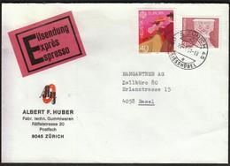 Switzerland Zurich 1981 / Europa CEPT - Europa-CEPT
