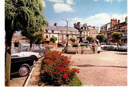 Saint Pierre Sur Dives - Place De L ' Hôtel De Ville - Other Municipalities