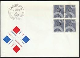 Switzerland Basel 1967 / Europa CEPT / Schweizer Mustermesse - 1967