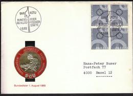 Switzerland Rutli 1968 / Europa CEPT 1967 - 1967
