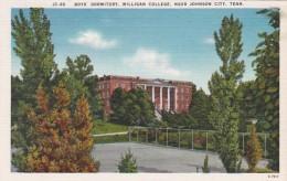 Tennessee Johnson City Boys' Dormitory Milligan College - Johnson City
