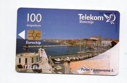 Telekom Slovenije 100 Imp. Phonecard - Slowenien