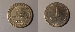 Timor Est 2013 25 Centavos - Timor