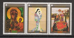 Burundi - 1994 - N°Mi. 1802 à 1804 - Noel - Neuf Luxe ** / MNH / Postfrisch - Burundi