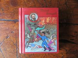 Boite Métal Pastilles De Dextrose - Mini Livre Jules Verne - Michel Strogoff - Origine Suisse - Boxes
