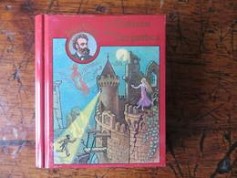 Boite Métal Pastilles De Dextrose - Mini Livre Jules Verne - Le Chateau Des Carpathes - Origine Suisse - Boxes