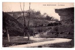 1057 - Montluçon ( Allier ) - Le Diénat - N° 0108 - G.Chaumont éd. - N°0108 - - Montlucon