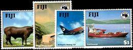 Fiji 1984 Ausipex Unmounted Mint. - Fiji (1970-...)