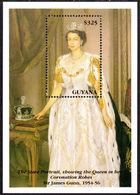Guyana 1993 Coronation Souvenir Sheet Unmounted Mint. - Guyana (1966-...)