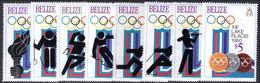 Belize 1979 Winter Olympics Unmounted Mint. - Belize (1973-...)