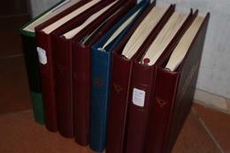 EUROPA Block - Lot Gestempelt, Postfrisch In 8 Alben, Ca. 900 Stück...  ....171 (F) - Lots & Kiloware (min. 1000 Stück)