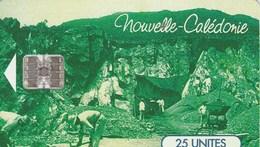 TELECARTE 25 UNITES  NOUVELLE CALEDONIE - New Caledonia