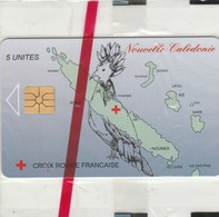 TELECARTE 5 UNITES  NOUVELLE CALEDONIE...NEUVE SOUS BLISTER - New Caledonia