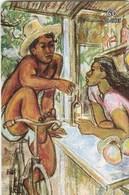 TELECARTE 60 UNITES  POLYNESIE FRANCAISE... - French Polynesia