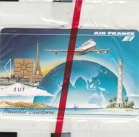 TELECARTE 5 UNITES  NOUVELLE CALEDONIE  AIR FRANCE..NEUVE SOUS BLISTER... - New Caledonia