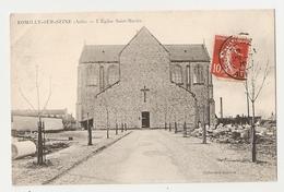 10 Romilly Sur Seine, église Saint Martin (984) - Romilly-sur-Seine