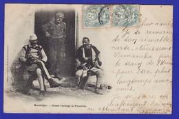 """MONTENEGRO Devant L Auberge De Plawnitza """"RARE"""" ( TRES TRES LEGERES TACHES SINON Très Très Bon état ) Wx192) - Montenegro"""