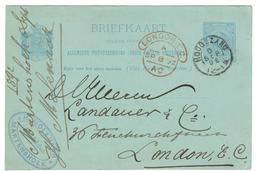 1564 - ROOGEZAND - Periodo 1891 – 1948 (Wilhelmina)