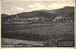 71032545 Oberhambach Neustadt Weinstrasse Haardt Diedesfeld - Neustadt (Weinstr.)