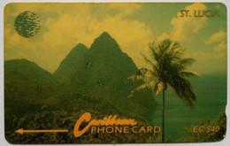 14CSLC Mountain EC$40 - Saint Lucia