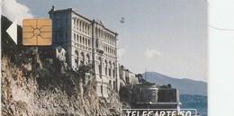 TELECARTE 50   MUSEE OCEANOGRAPHIQUE DE MONACO - Monaco