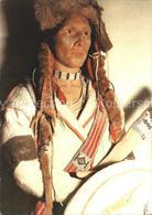 72035050 Indianer Native American Schwarzfusskrieger Karl-May-Museum Radebeul  I - Cartes Postales
