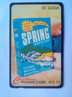15CSLC Spring Detergent EC$10 - Santa Lucia