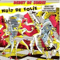 Nuit De Folie Vinyle Début De Soirée - Disco & Pop