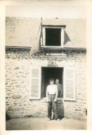 TREVENEUC PHOTO ORIGINALE  COLONIE SAINT LAMBERT 1936 FORMAT 9 X 6 CM - Luoghi