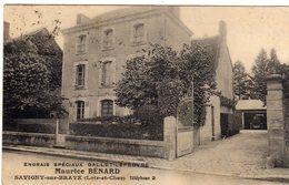 Savigny Sur Braye Engrais Maurice Benard Un Pli - Unclassified