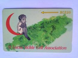 183CSLA Sickle Cell Association EC$20 - Saint Lucia