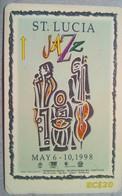 233CSKC Jazz Fest EC$20 - Saint Lucia