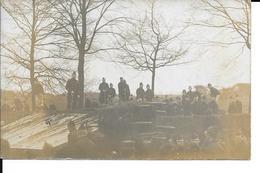 Brasschaat / Brasschaet - Photo Carte - Soldats / Militaires / Militaria - Circulé: 1911 - Brasschaat