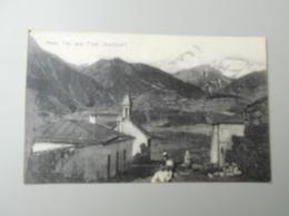 GEORGIE MONT KAZBEK  CARTE 8,4 X 13,6 CM - Georgia