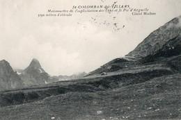 [74] Haute Savoie > Non Classés Saint Colomban Des Villars Maisonnettes De L Exploitation Des Talcs - Sin Clasificación