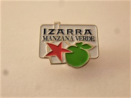 PINS BOISSON IZZARA  MANZANA VERTE POMME  /33NAT - Beverages