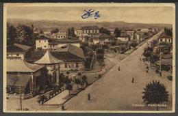 SHQIPËRIA: Tiranë - Panoramë / ALBANIA: Panorama Di TIRANA - Albania