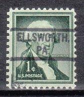 USA Precancel Vorausentwertung Preo, Locals Pennsylvania, Ellsworth 804 - Vereinigte Staaten