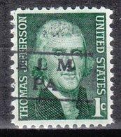 USA Precancel Vorausentwertung Preo, Locals Pennsylvania, Elm 871 - Vereinigte Staaten