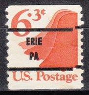 USA Precancel Vorausentwertung Preo, Bureau Pennsylvania, Erie 1518-81 - Vereinigte Staaten