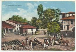 SHQIPËRIA: Im Bazarviertel Von Skutari - ALBANIA: Il Bazar Di Scutari - FELDPOSTAMT 338 - Albania